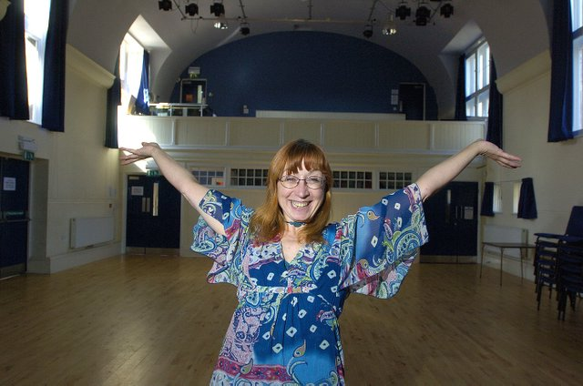 Storyteller Irene Lofthouse will be one of the artists taking part in a series of arts workshops planned in Richmondshire