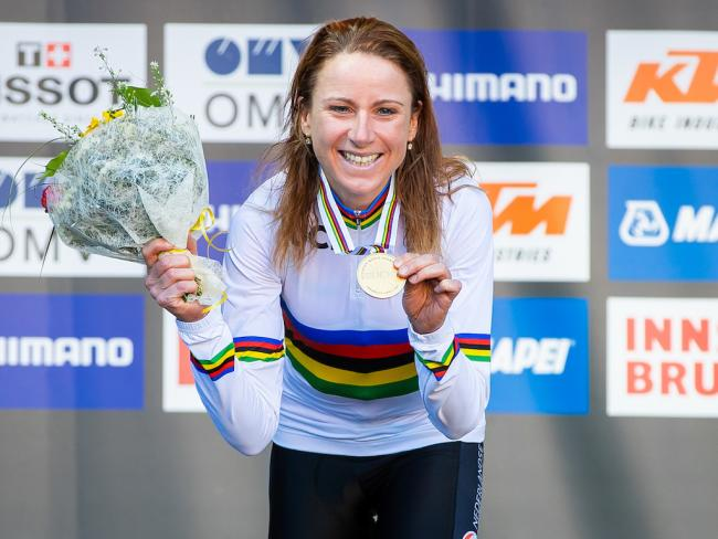 World time trial champion Annemiek van Vleuten set for Tour de Yorkshire. Picture: SWpix.com