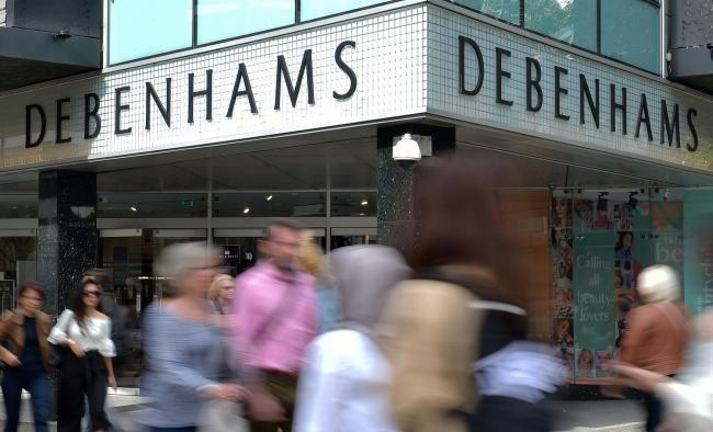 Stockton North MP Alex Cunningham has criticised bosses at Debenhams for their lack of a post-closure plan