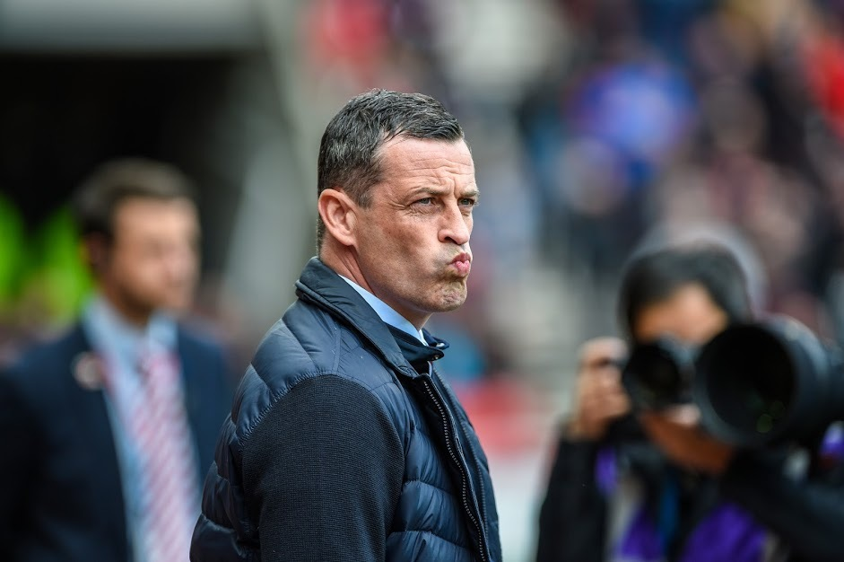 SUNDERLAND, 27th April - Manager Jack Ross of Sunderland during the Sky Bet League 1 match between Sunderland and Portsmouth at the Stadium Of Light, Sunderland on Saturday 27th April 2019. (Credit: Iam Burn | MI News)Editorial use only, license required