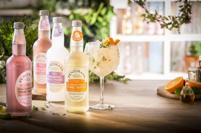 NUMBER ONE: Fentimans, based in Hexham, Northum-berland, have picked up some more top industry awards