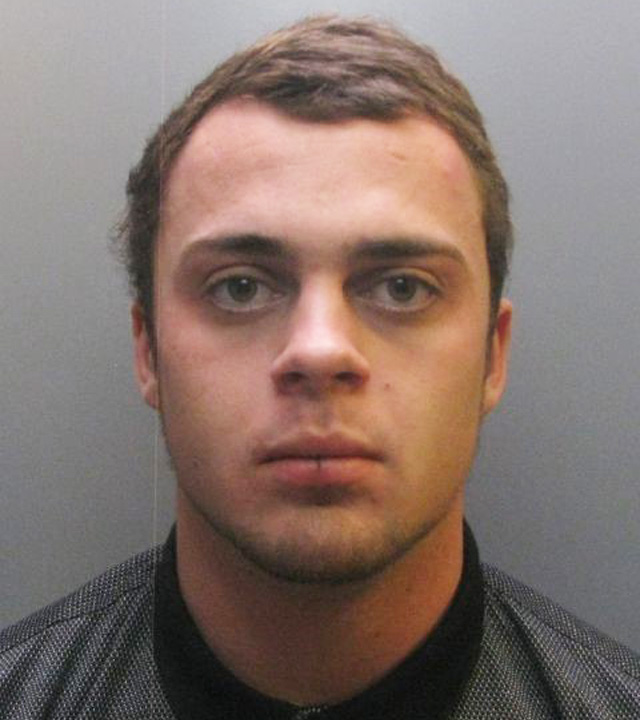 Billy Stoneman, jailed for 43 months after admitting possessing four different drugs with intent to supply