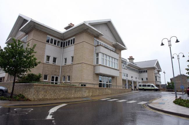 PROPOSAL: Bishop Auckland Hospital ward six is facing closure. Picture: CHRIS BOOTH