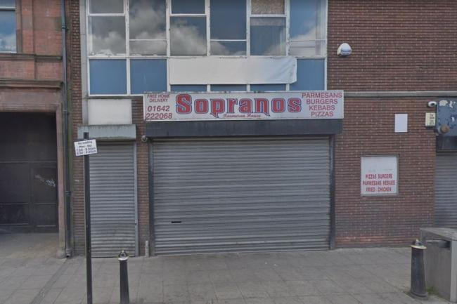 Woman Knocked Unconscious By Man Outside Middlesbrough Pizza
