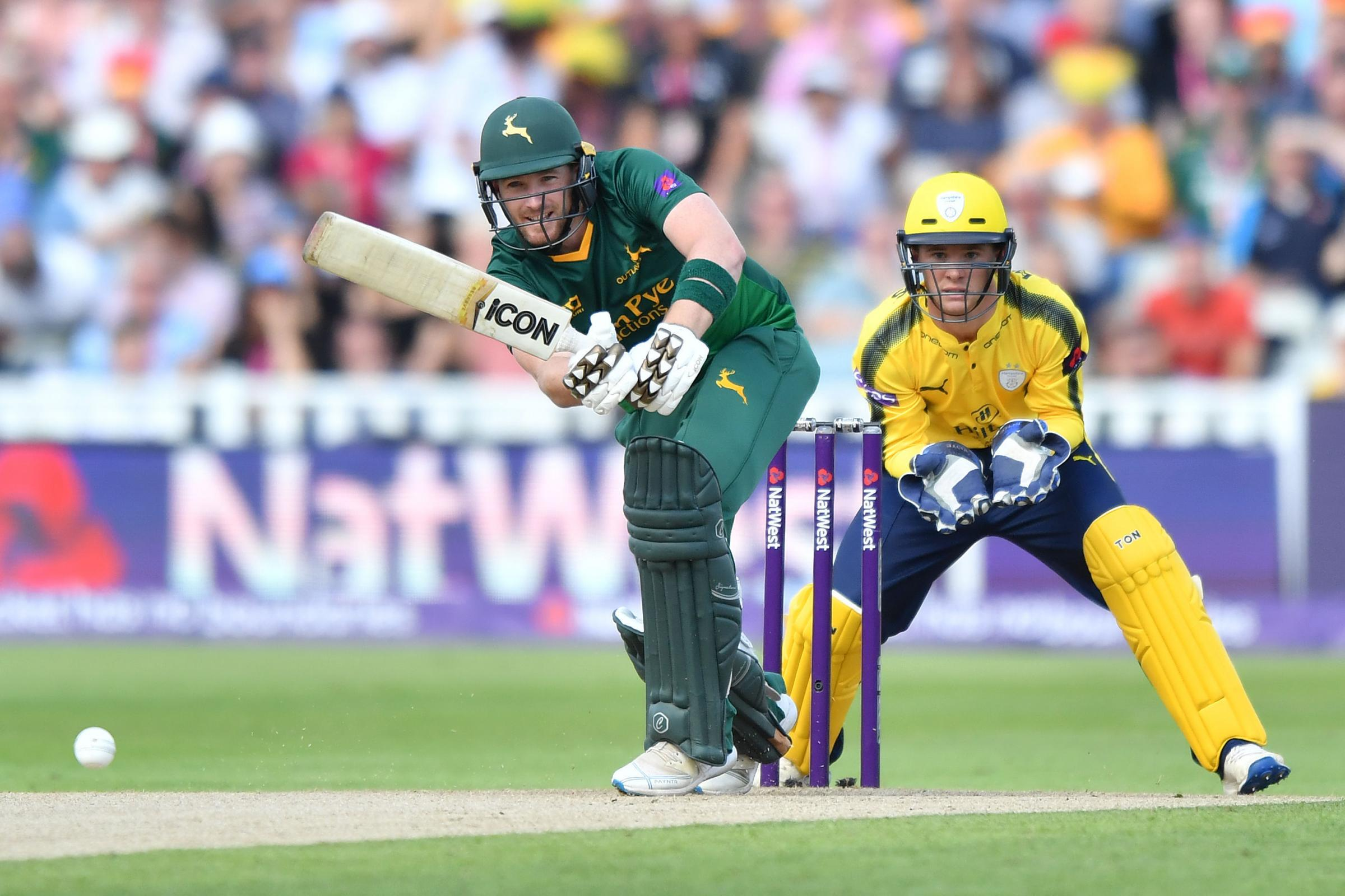 Riki Wessels. Picture: ANTHONY DEVLIN/PA