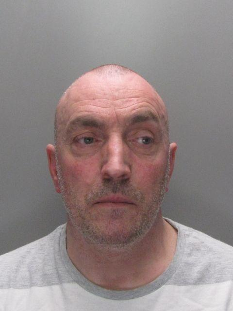David Potts given nine year extended sentence for grooming and meeting girl for sexual activity