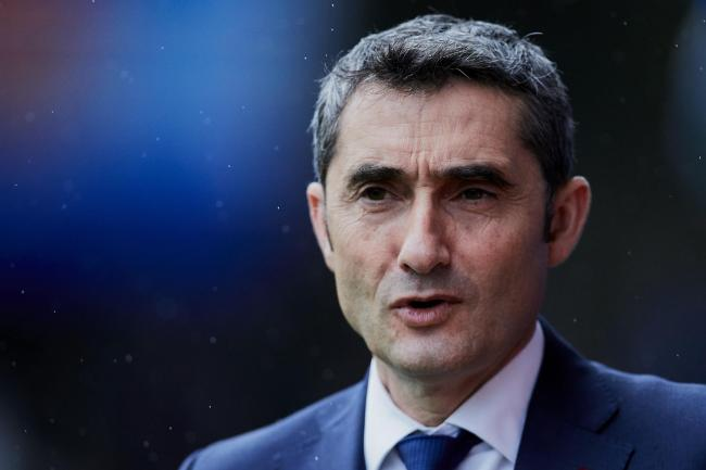 Ernesto Valverde's side were held to a draw at Eibar