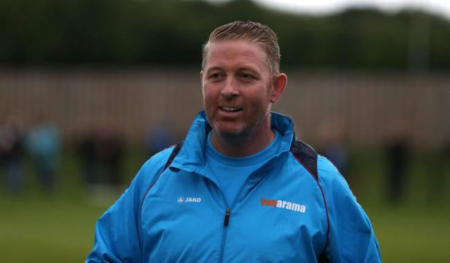 Armstrong is Darlington's choice to be manager