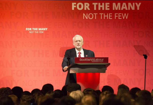 Labour leader Jeremy Corbyn. Picture: David Cheskin / PA Wire