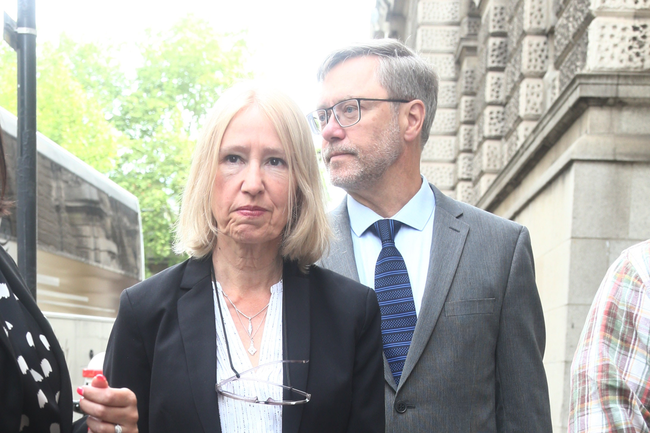 John Letts and Sally Lane court case