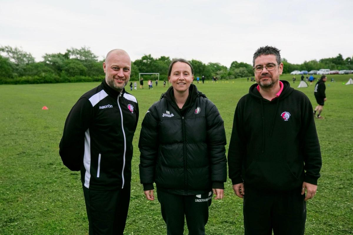 Its Been A Long Time Coming Bishop Auckland Girls Fc