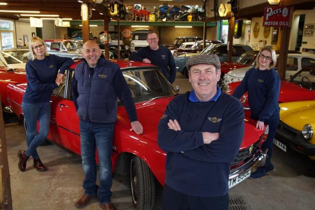 Stokesley: Classic car show visitors will meet their idols