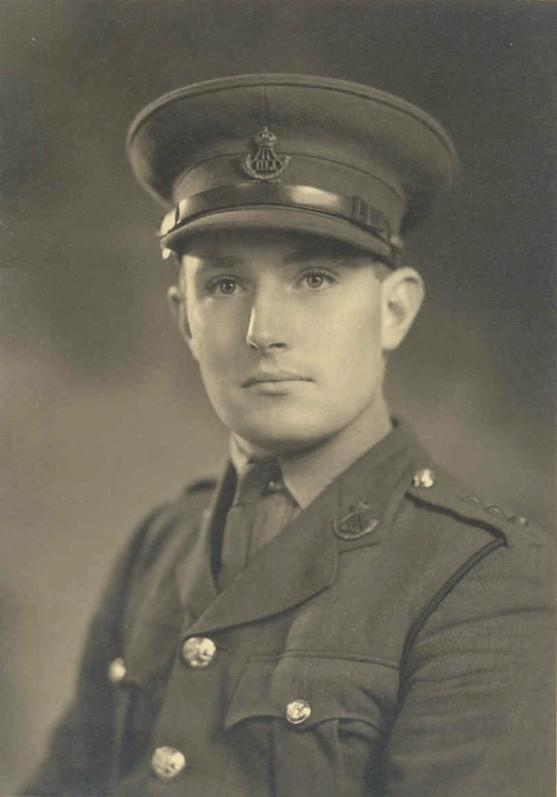 The Northern Echo: Major Ian English of the Durham Light Infantry