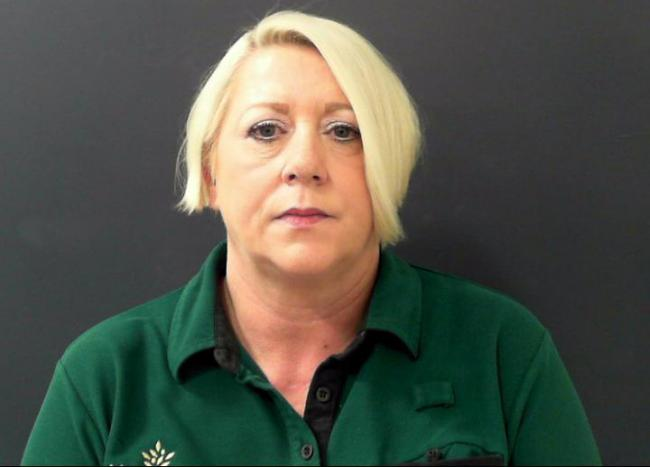 Trina Howard was jailed for 10 months Picture: NORTH YORKSHIRE POLICE