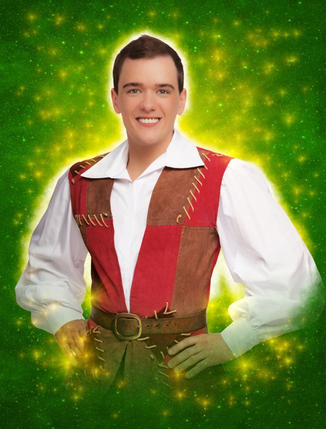 George Sampson in the title role of Jack Trot