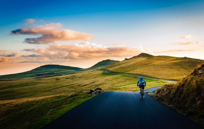 Cycling is a great way to exercise Picture: Pixabay.com