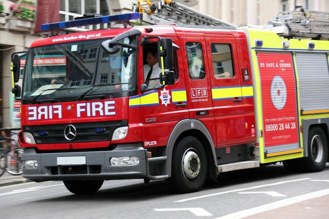 Firefighters are being recruited for North Yorkshire Fire and Rescue Service (file photo) Picture Pixabay