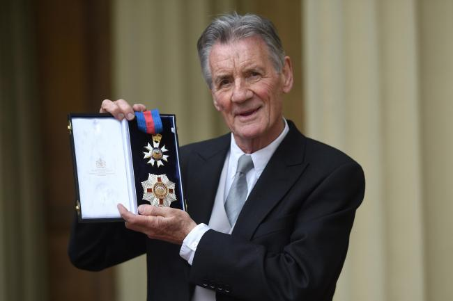 Sir Michael Palin