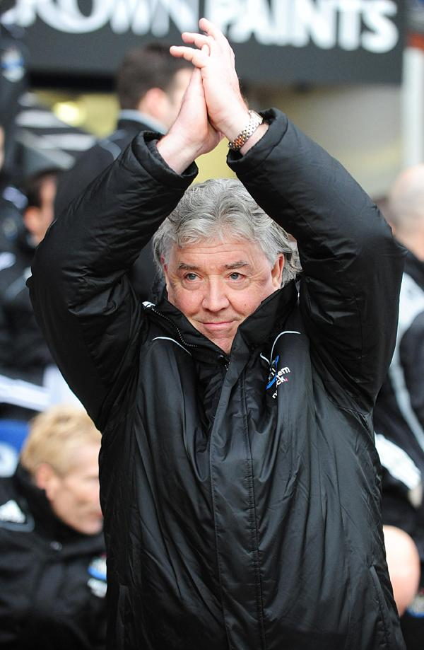 The Northern Echo: Contract offer? Joe Kinnear